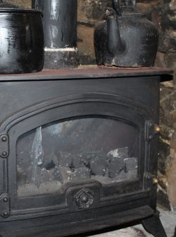 upstairs fireplace history page
