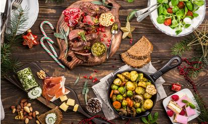 2019 Festive Lunch Menu