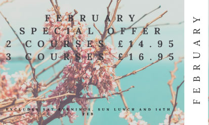 February Special Offer